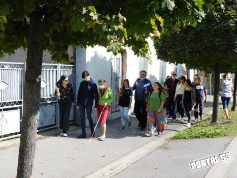 Hrvatska volontira 2020 – Šetnja