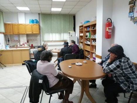 Psihosocijalna podrška usmjerena na nošenje s posljedicama potresa