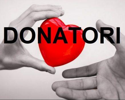 Popis donatora za pomoć potresom pogođenim korisnicima Udruge slijepih SMŽ-Sisak